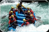 White Water Rafting in the Pacuare River, one of the top 5 in the World