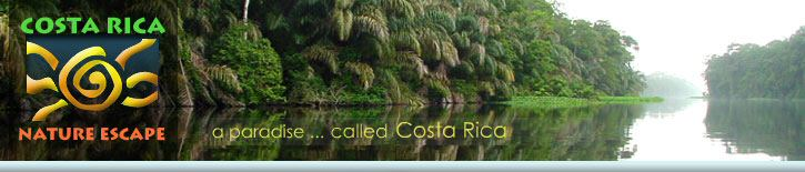 Costa Rica Nature Escape Tour Operator and Travel Agency