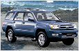 Toyota 4Runner for rent