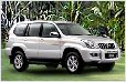 Toyota Prado for rent